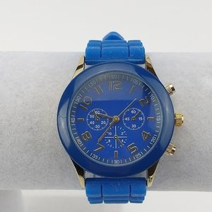 Blue Fashion Watch